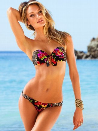 Victoria's secret swim. Bikini